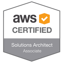 AWS Solutions Architect Associate Certificate